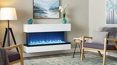 Regency Electric Fireplaces 5