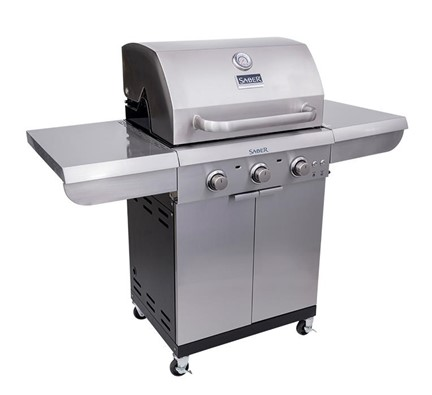 Select Three Burner Gas Grill