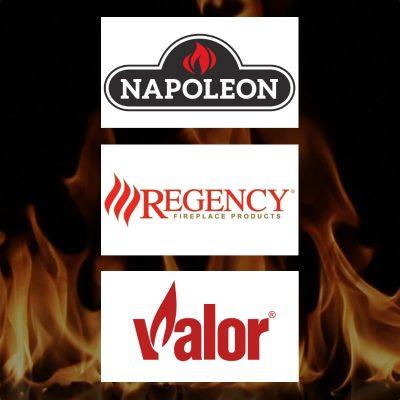 Fireplace Supplier Logos